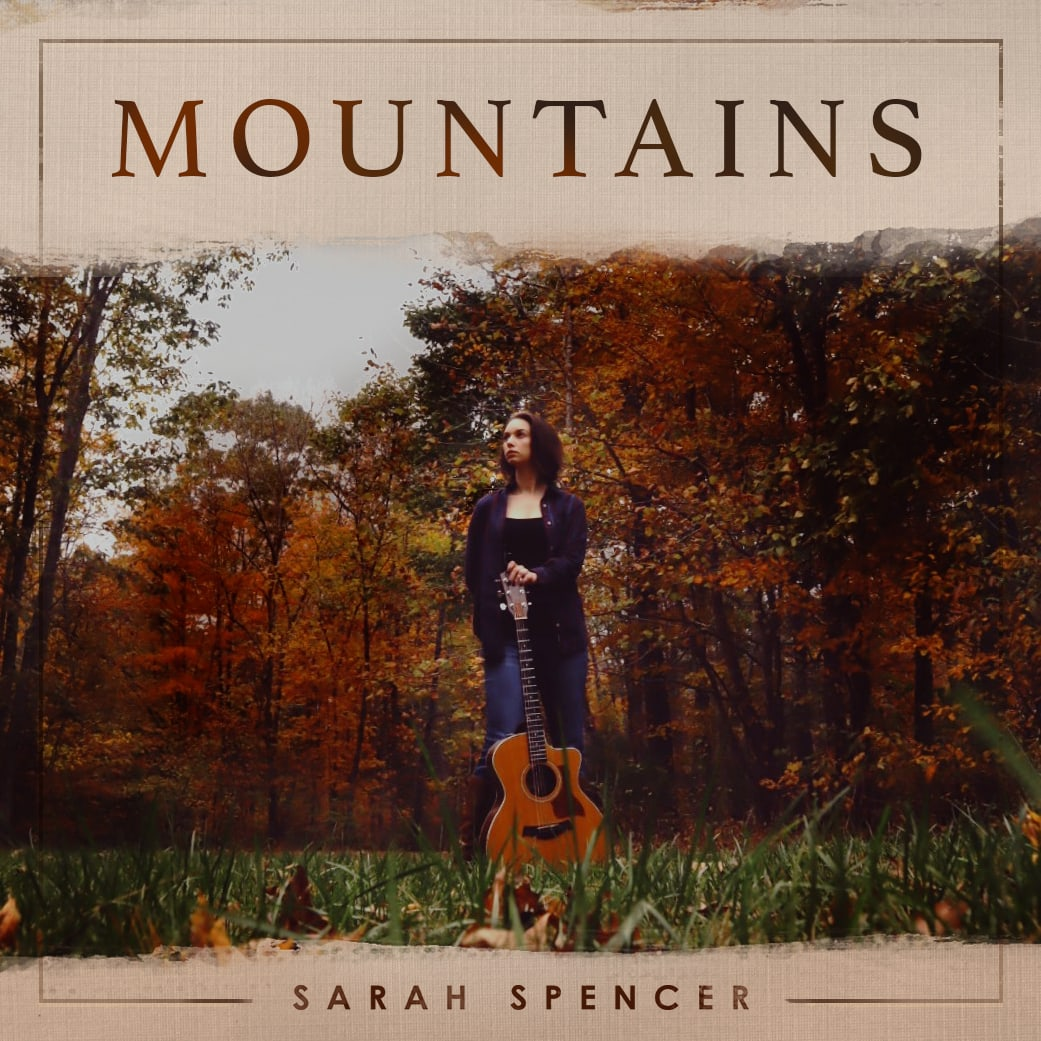 Mountains - Americana Sunshine by Sarah Spencer. Get the free single today by visiting SarahSpencer.com/signup